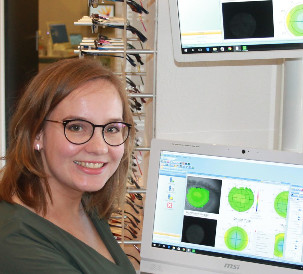 Manon Verlinden Optometrist