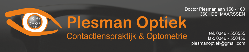 Plesman Optiek - Opticien in Maarssen